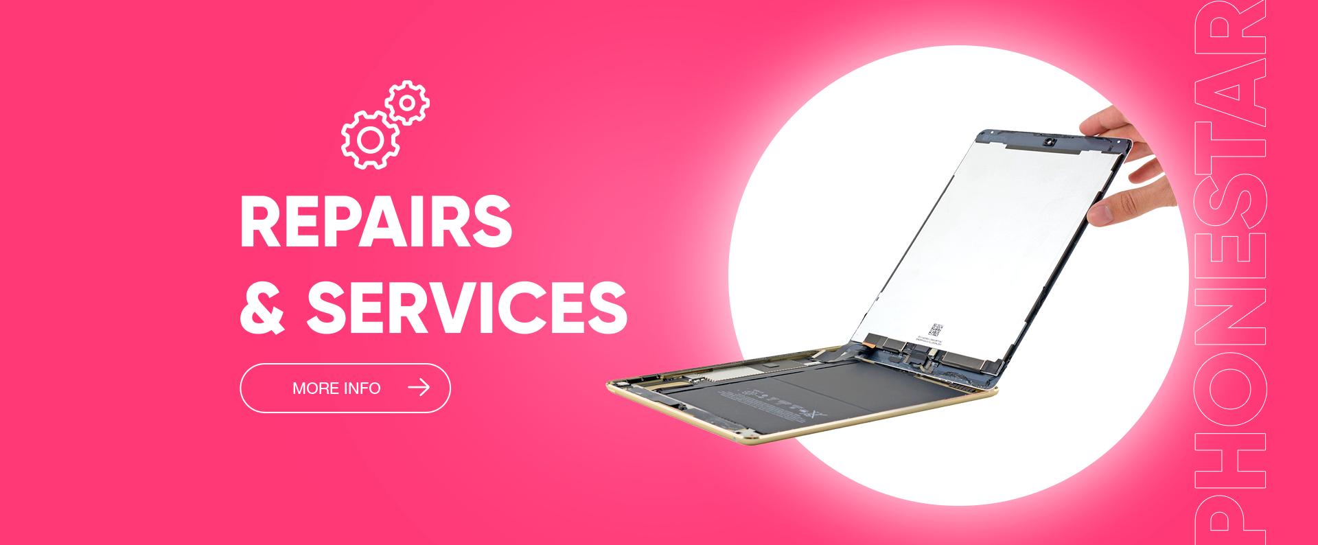 Repairs & Services